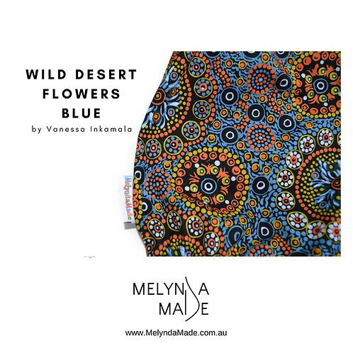 MelyndaMade Handamade Baby Clothes Indigenous Wild Desert Flowers