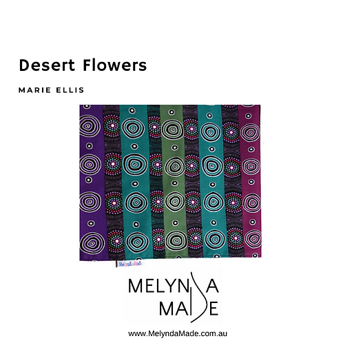 Fabric: Desert Flowers