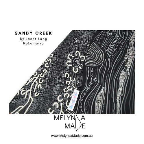 MelyndaMade Handmade Baby Clothes Indigenous Sandy Creek