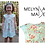 Thumbnail: MelyndaMade Handmade Play Group Dress Size 4