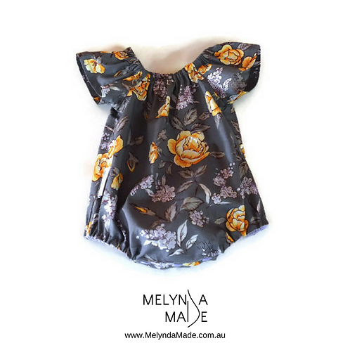 Handmade Baby Clothes Playsuit Sz 0000
