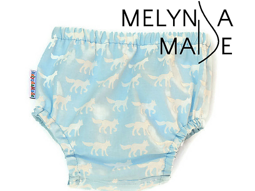 MelyndaMade Handmade Nappy Cover Size 000