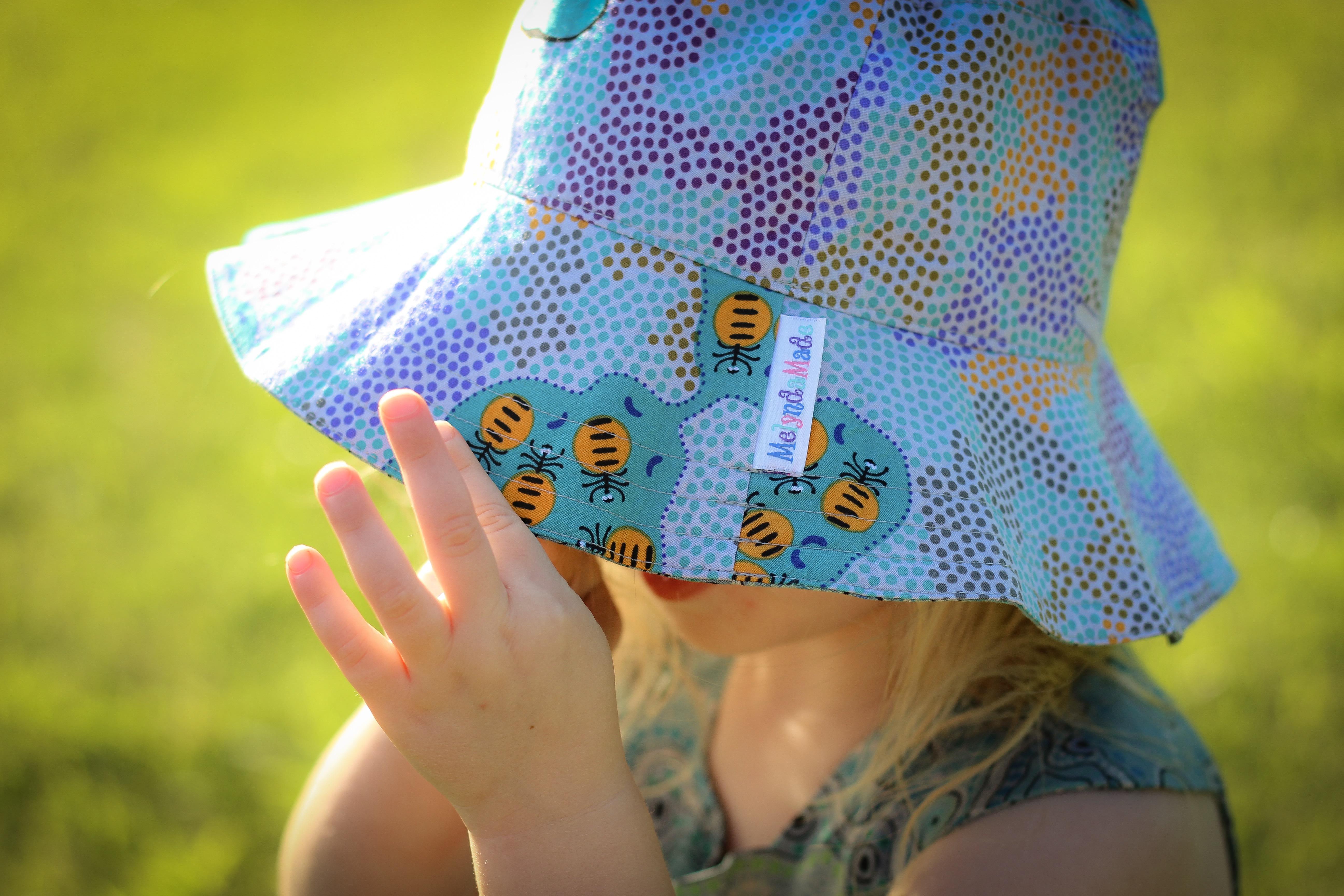 MelyndaMade Handmade Indigenous Hat