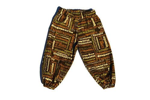 MelyndaMade Handmade Harem Pants Sz 1