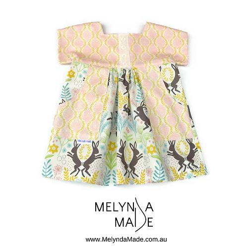 MelyndaMade Handmade Luna Tunic Sz 4
