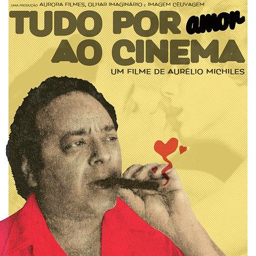 DVD Tudo por amor ao cinema