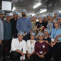 AVVEMC Industria Visits