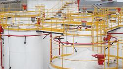 Automação em industria química