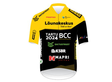 Cycling Tartu registers a UCI continental team