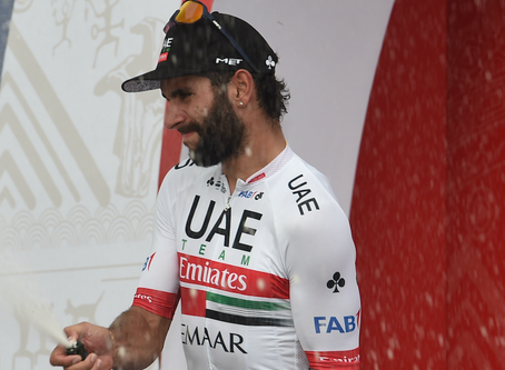 Gaviria wins again in San Juan, Barbier second