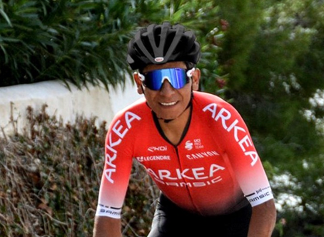 Quintana won on the Mont Ventoux, Kangert 13th