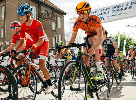 "Rene Mandri's Blog: ""Youth cycling has to be fun and cheap to execute"""