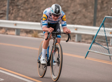 Remco Evenepoel crushed the TT of the Vuelta San Juan