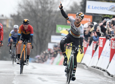 Schachmann won the crazy opening stage of the Paris-Nice, Neilands & Kangert Top20