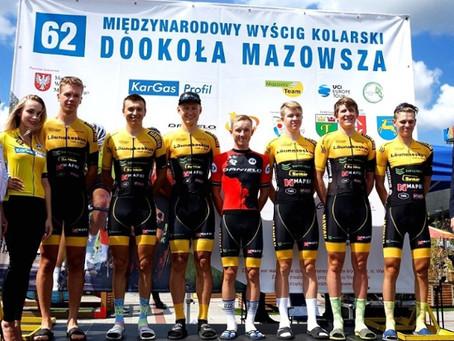 Kiskonen Poolas aktiivseima ratturi särgis