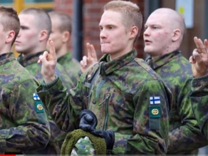 Video: Pajur & Juntunen confident about their condition after the military thrill