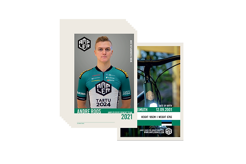 Rider cards