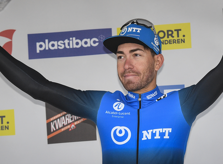 Nizzolo won the windy 2nd stage of the Paris-Nice, Neilands 10th
