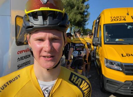 Video: Antti Jussi Juntunen 12th in Poreč Trophy