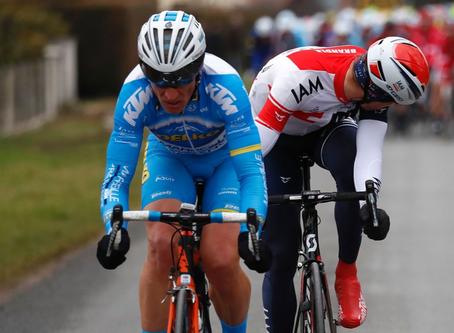 The best Lithuanian cyclists in 2019 are Simona Krupeckaite and Evaldas Šiškevičius.