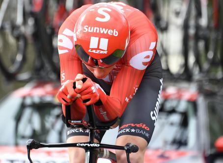 Kragh Andersen won Paris-Nice's TT, Kangert 11th