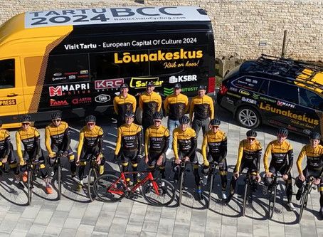 Coronavirus- Baltic continental team coming home, races canceled