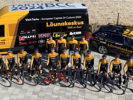 Coronavirus- Baltic continental team coming home, races canceled