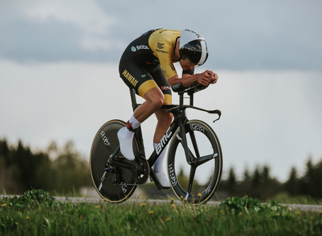First race in Baltics, Karpenko won !