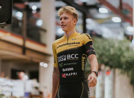 Markus Pajur signed with Arkea Samsic