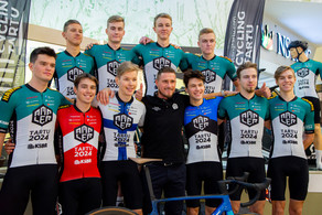 Ampler Development Team heads to Spain for their first training camp