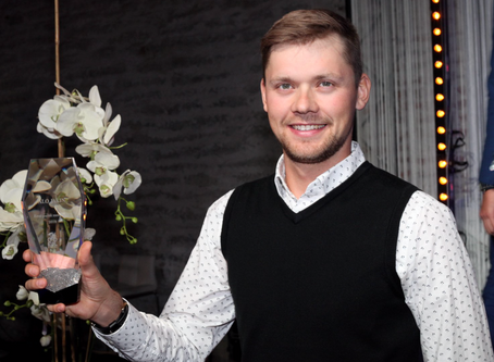 Alo Jakin, cyclist of the year in Estonia