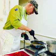 Chef Richard Blythe, Sysco Corp.