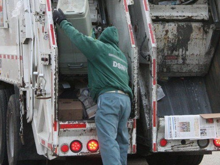Suit will charge 'institutionalized racism' at NYC Sanitation Department