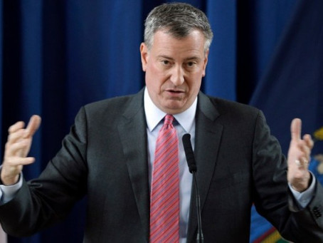 De Blasio sued by own allies to overturn charter school openings