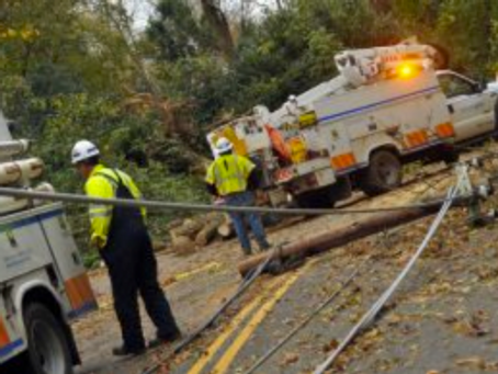 National Grid suit: Workers were shortchanged pay for Sandy work