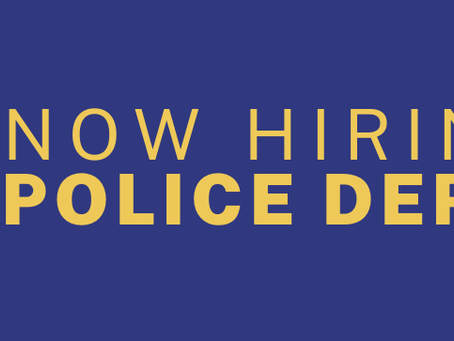 Now Hiring - Beaver Falls Police Department