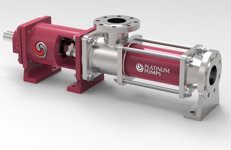 Platinum Prog Cavity Pump