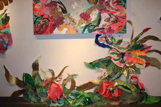 Sheer Fantasy with wall detail
