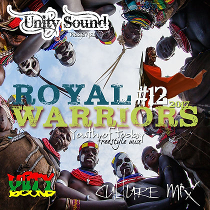 Royal Warriors 12 (Culture) CD $5.99 / DL $2.99