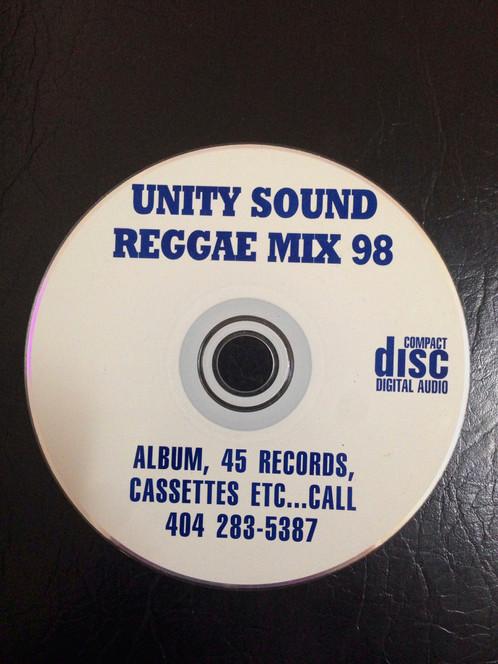 Reggae Mix 1998 (Dhall Mix) CD $4 99 / DL $2 99