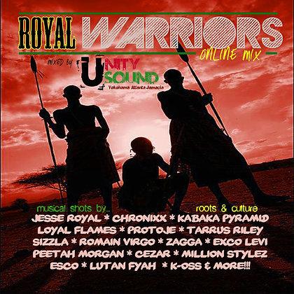 Royal Warriors 1 (Culture Mix) CD $4.99 / DL $2.99