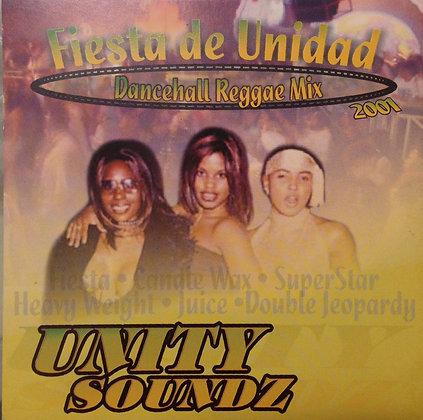Fiesta de Unidad (Dhall Mix) CD $4.99 / DL $2.99