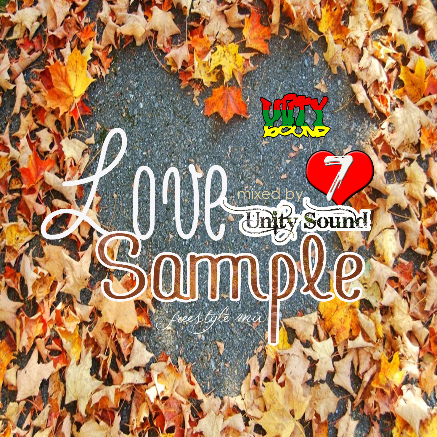 Love Sample 7 (Lovers) CD $5 99 / DL $2 99 | unitysound