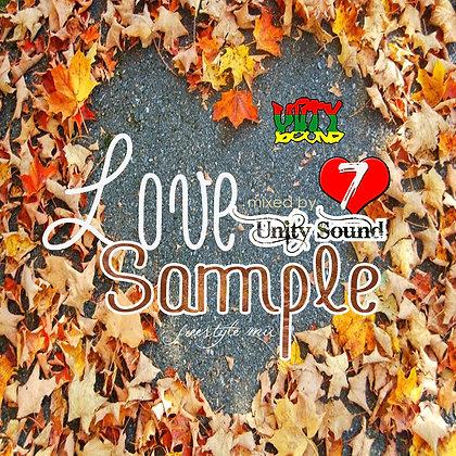 Love Sample 7 (Lovers) CD $5.99 / DL $2.99