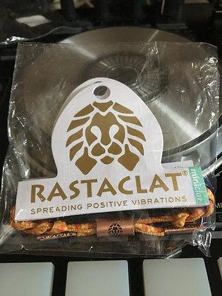 RastaClat Bracelet (One Size) Hestia: Yellow / Brown