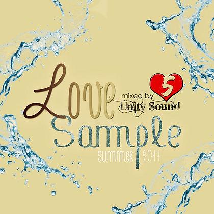 Love Sample 5 (Lovers) CD $5.99 / DL $2.99