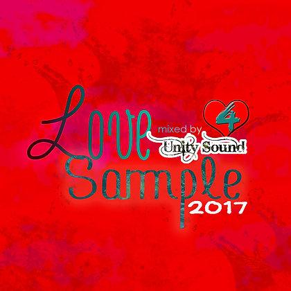 Love Sample 4 (Lovers) CD $5.99 / DL $2.99