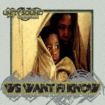 We Want fi Know (Culture Mix) 2CD $4.99 / DL $2.99