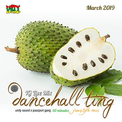 [Single-Track Download] Dancehall Ting v6 - IG Live Mix - March 2019