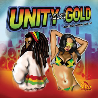 Unity Gold 2007 2CD (All Mix) CD $9.99 / DL $2.99